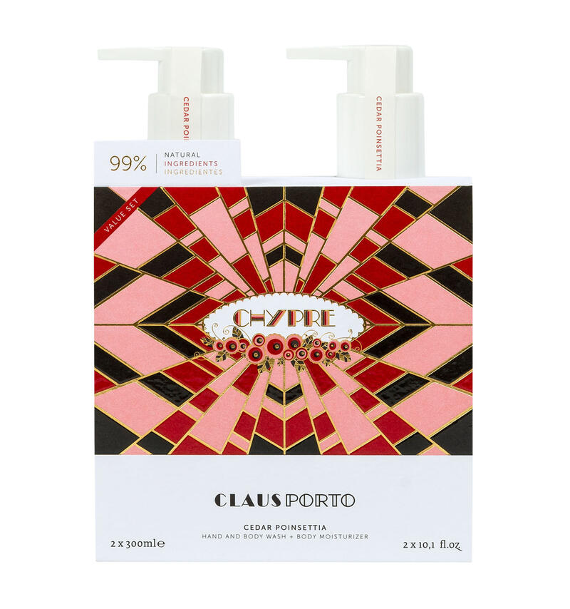 CHYPRE - DUO SET BODY CARE