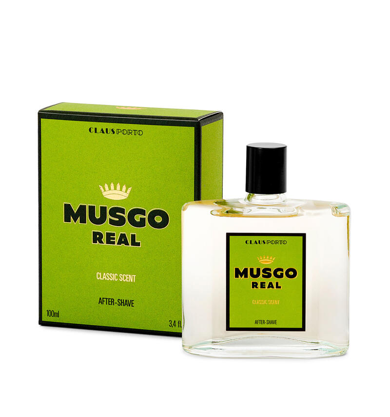 AFTER SHAVE - CLASSIC SCENT